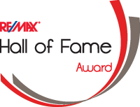 RE/MAX Hall of Fame Award