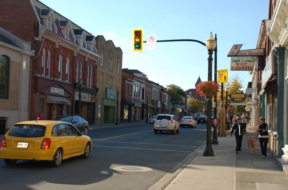 Dundas Ontario street view