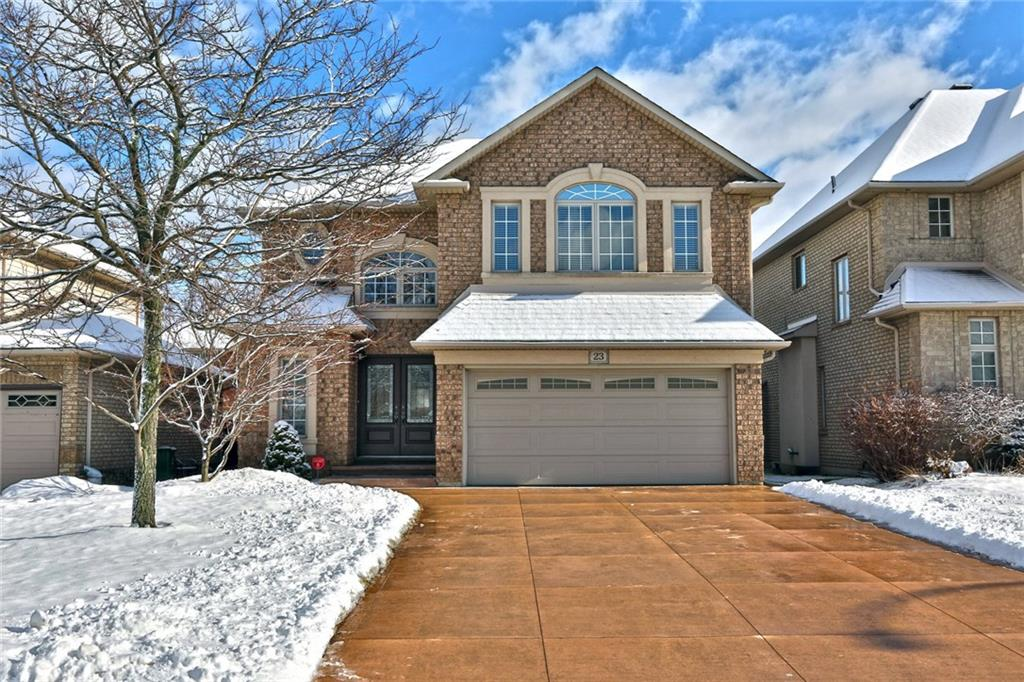 Photo of: MLS# H4045388 23 BARNACLE Crescent, Ancaster |ListingID=22225