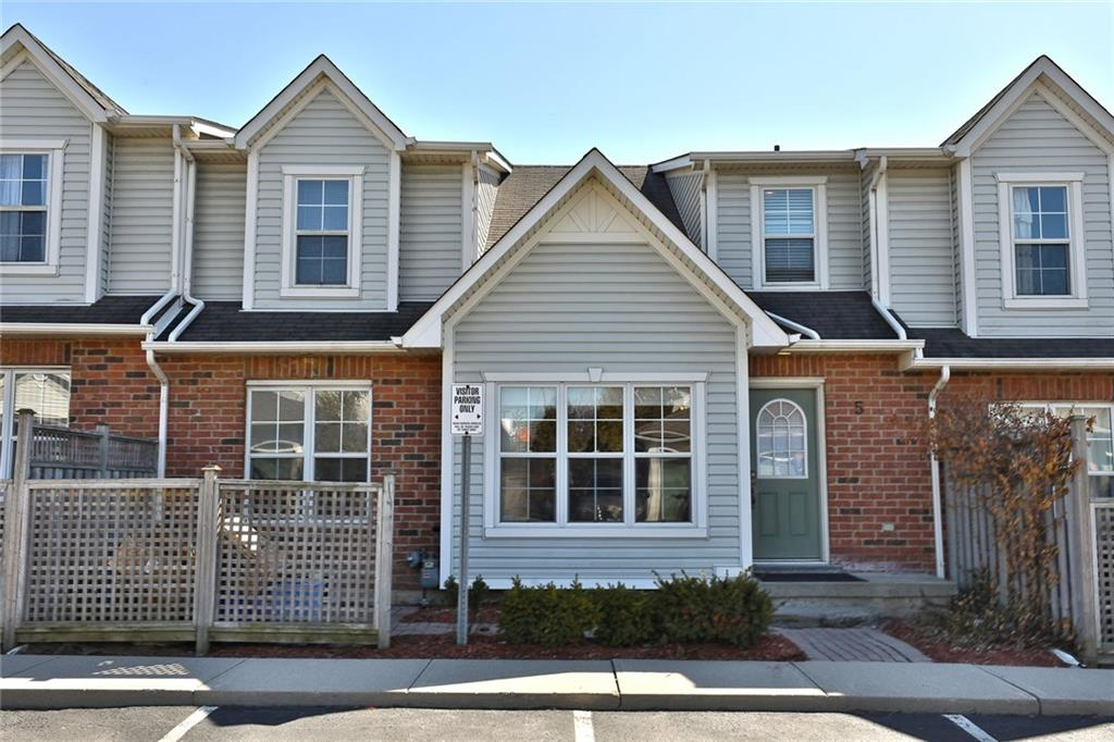 Photo of: MLS# H4049244 5-1085 HARROGATE Drive, Ancaster |ListingID=25981