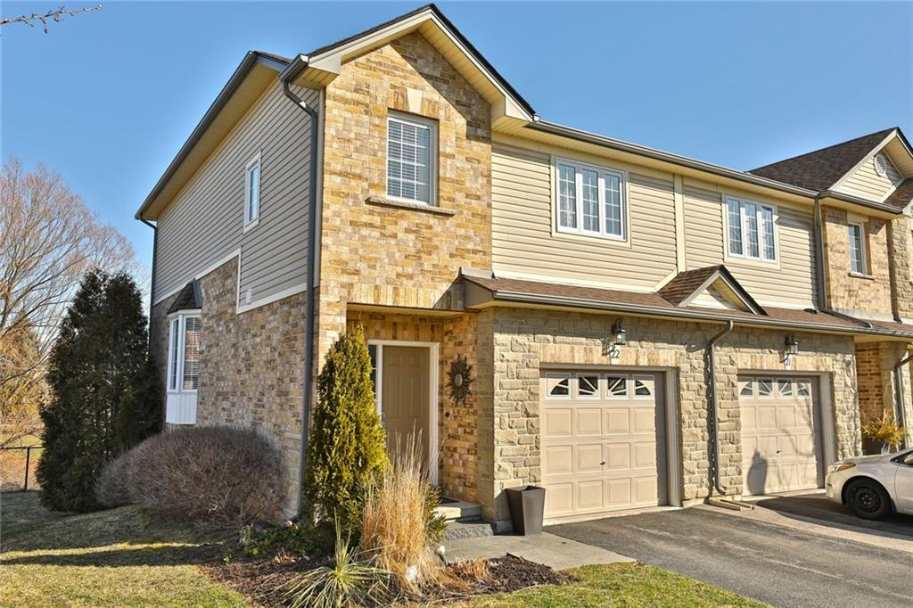 Photo of: MLS# H4075264 22-60 CLOVERLEAF Drive, Ancaster